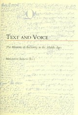 Text And Voice - Borch, Marianne (EDT) - ISBN: 9788778388025