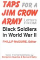 Taps For A Jim Crow Army - McGuire, Phillip - ISBN: 9780813108223