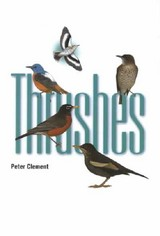 Thrushes - Clement, Peter - ISBN: 9780691088525