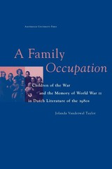 Family Occupation - Vanderwal Taylor, Jolanda - ISBN: 9789053562369