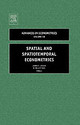 Spatial And Spatiotemporal Econometrics - LeSage, J. P. (EDT)/ Hill, R. Carter (EDT) - ISBN: 9780762311484