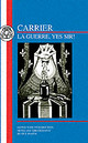 Guerre, Yes Sir! - Carrier, Roch - ISBN: 9781853994814
