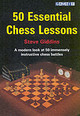 50 Essential Chess Lessons - Giddins, Stephen - ISBN: 9781904600411