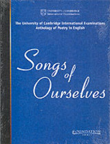 Songs Of Ourselves - Cambridge International Examinations - ISBN: 9788175962484