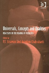 Universals, Concepts And Qualities - Strawson, P.f. - ISBN: 9780754650324