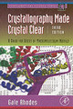 Crystallography Made Crystal Clear - Rhodes, Gale - ISBN: 9780125870733