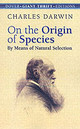 On The Origin Of Species - Darwin, Charles - ISBN: 9780486450063