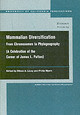Mammalian Diversification - Lacey, Eileen A. (EDT)/ Myers, Philip (EDT) - ISBN: 9780520098534