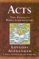 Acts - Alexander, Loveday - ISBN: 9781841012162