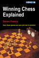 Winning Chess Explained - Franco, Zenon/ Carballo, Manuel Perez (TRN) - ISBN: 9781904600466