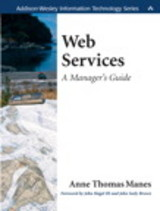 Web Services - Manes, Anne Thomas - ISBN: 9780321185778