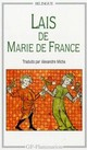 Lais de Marie de France, edition bilingue - France, Marie de - ISBN: 9782080707598