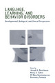 Language, Learning, And Behavior Disorders - ISBN: 9780521031332
