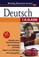 Deutsch, 7./8. Klasse - ISBN: 9783898366182