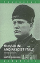 Mussolini And Fascist Italy - Blinkhorn, Martin - ISBN: 9780415262071
