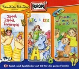 Familien-Edition, 3 Audio-CDs - ISBN: 0886970392129