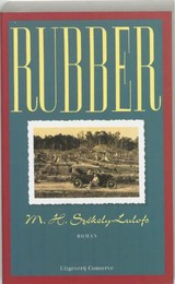Rubber - M.H. Szekely-Lulofs - ISBN: 9789054290117