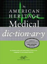 The American Heritage Medical Dictionary - (NA) - ISBN: 9780618824359