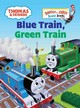Blue Train, Green Train - Awdry, W./ Stubbs, Tommy (ILT) - ISBN: 9780375839849