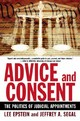 Advice And Consent - Epstein, Lee; Segal, Jeffrey Allan - ISBN: 9780195315837