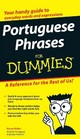Portuguese Phrases For Dummies - Keller, Karen - ISBN: 9780470037508