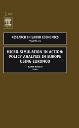 Micro-simulation In Action - Bargain, Olivier (EDT) - ISBN: 9780762313471