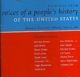 Readings From Voices Of A People's History Of The United States - Arnove, Anthony - ISBN: 9781583227527