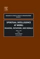Spiritual Intelligence At Work - Pava, Moses L.; Primeaux, Patrick - ISBN: 9780762310678