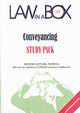Conveyancing Law In A Box; Study Pack - ISBN: 9781905507122