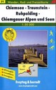 F&B WKD9 Chiemsee, Traunstein, Ruhpolding, Chiemgauen und Seen  - ISBN: 9783707906110