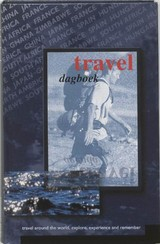 Travel dagboek - ISBN: 9789055134274