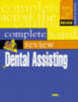 Complete Review Of Dental Assisting - Andujo, Emily - ISBN: 9780130883506