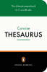 Penguin Concise Thesaurus - Pickering, David - ISBN: 9780140515206