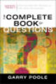 The Complete Book Of Questions - Poole, Garry - ISBN: 9780310244202