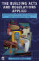 Building Acts And Regulations Applied - Barritt, C.m.h. - ISBN: 9780582302013