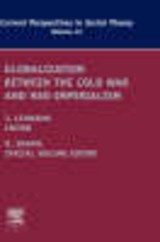 Globalization Between The Cold War And Neo-imperialism - Lehmann, Jennifer M. (EDT) - ISBN: 9780762313143