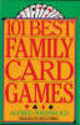 101 Best Family Card Games - Sheinwold, Alfred - ISBN: 9780806986357