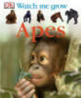 Watch Me Grow, Apes - ISBN: 9781405313087