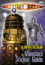 Doctor Who Glow In The Dark Monsters Sticker Guide - Laing, Moray - ISBN: 9781405903264