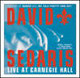 David Sedaris Live At Carnegie Hall - Sedaris, David - ISBN: 9781586215644
