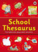 School Thesaurus - ISBN: 9781846465109