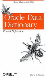 Oracle Data Dictionary Pocket Reference - Kreines, David C. - ISBN: 9780596005177