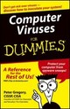 Computer Viruses For Dummies - Gregory, Peter H. - ISBN: 9780764574184