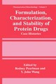 Formulation, Characterization, And Stability Of Protein Drugs - Pearlman, Rodney (EDT)/ Wang, Y. John (EDT) - ISBN: 9780306453328