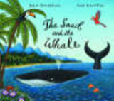 The Snail and the Whale, Audio-CD + book - Scheffler, Axel; Donaldson, Julia - ISBN: 9781405090100