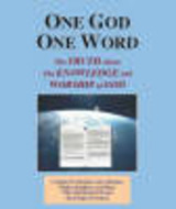 One God One Word - Wilson, Clarence G. - ISBN: 9781412024891