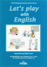 Let's play with English - B. Badegruber; J. Pucher-Pacher - ISBN: 9789076771977
