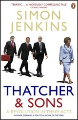 Thatcher And Sons - Jenkins, Simon - ISBN: 9780141006246