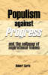 Populism Against Progress - Corfe, Robert - ISBN: 9780954316181