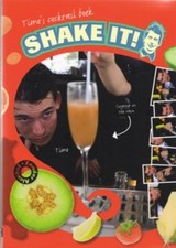 Timo's cocktail boek Shake it! - M.A. Simons; J.G. Waldorp - ISBN: 9789085864103
